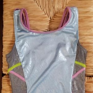 Danskin Freestyle Gym or Dance Suit NEW